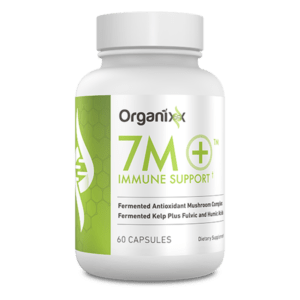 Organixx 7M+ bottle