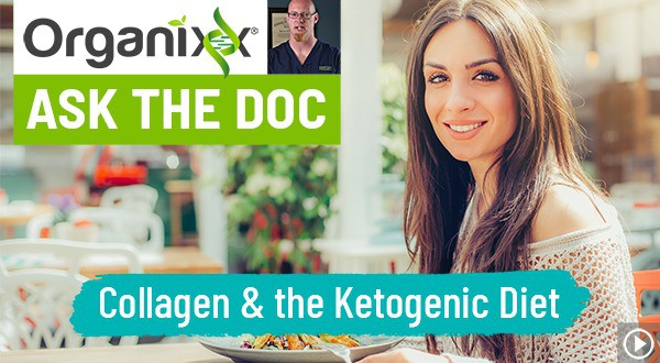 Collagen and the ketogenic diet