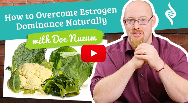 "How to get rid of low estrogen dominance ""Doc Talks"""