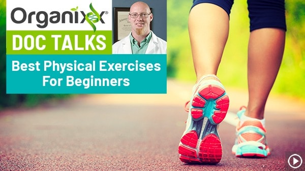 "Best Physical Exercises For Beginners ""Doc Talks"""