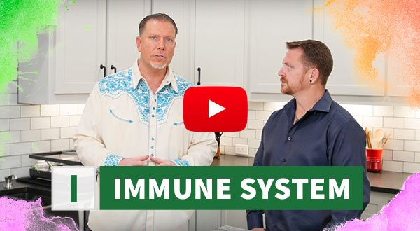 inspired immune system with ty and jon