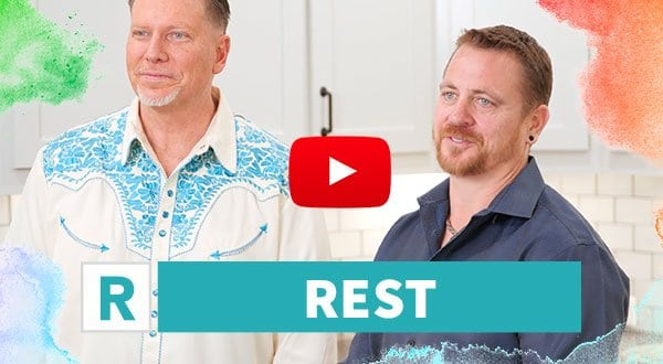 inspired rest with jon and ty