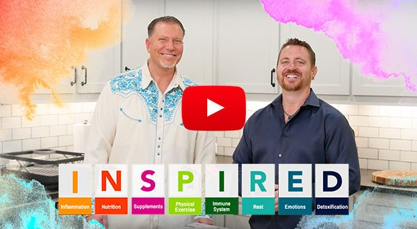 inspired health formula with ty and jon