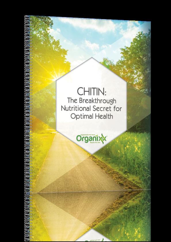 CHITIN: The Breakthrough Nutritional Secret  for Optimal Health