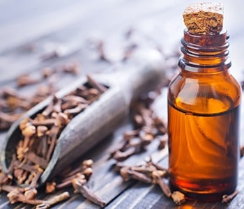 Clove Oil is Powerful. Take Precautions.