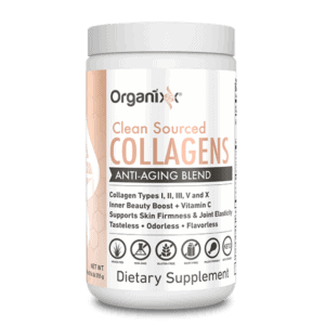 Organixx Clean Sourced Collagens canister