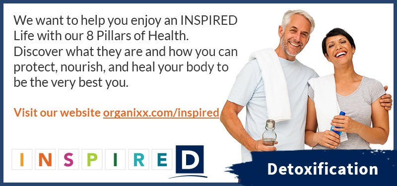 Organixx detoxx supplement