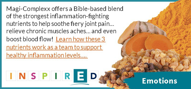 Magi-Complexx offers Bible-based blend of inflammation fighters
