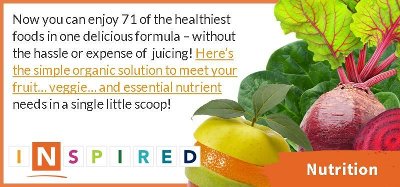 nutrition organigreens