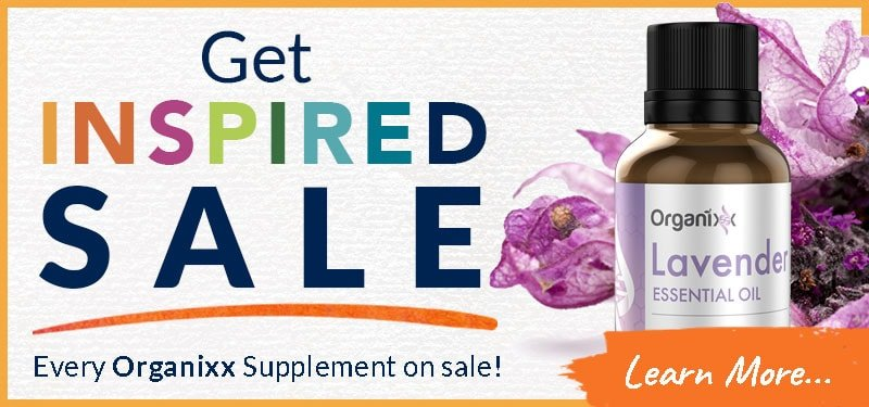 INSPIRED Sale Essential Oils