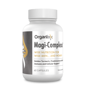 Organixx Magi-Complexx bottle