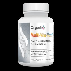 Organixx Multi-Vita-Maxx bottle