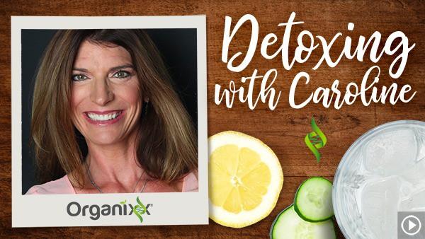 Detoxing with Caroline