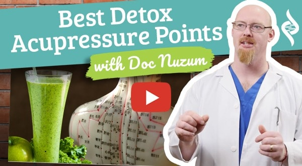 Doc Talks Best Detox Acupressure Points