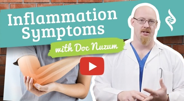 inflammation symptoms and causes