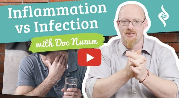 inflammation vs. infection