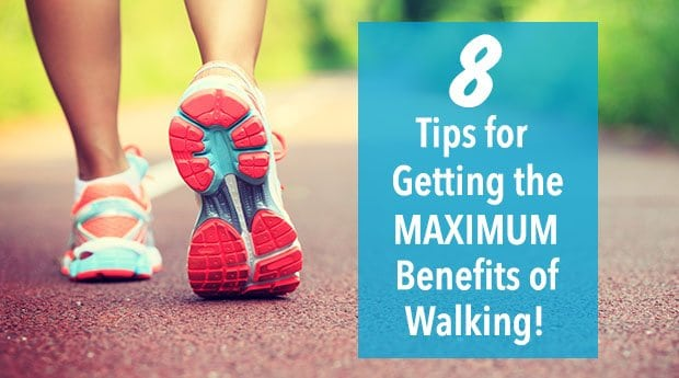 benefits of walking FI