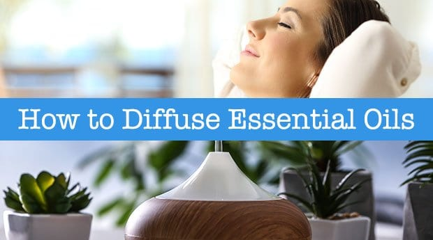 how to diffuse essential oils FI
