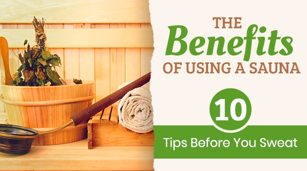 Sauna Benefits Featured Image