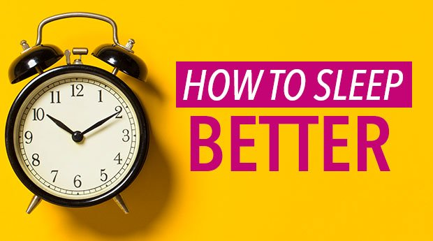 how to sleep better featured image