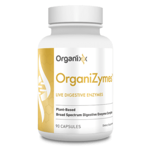 Organxx OrganiZymes bottle