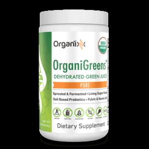 Organixx Organic OrganiGreens canister