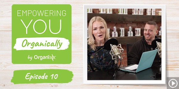 [Podcast] Empowering You Organically Ep. 10: Effective Goal Setting in the New Year