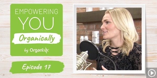 [Podcast] Empowering You Organically Episode 17: 10 Simple Ways to Practice Self Care