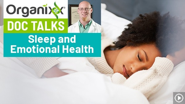 "Emotional Health & Sleep ""Doc Talks"" with Dr. Nuzum"