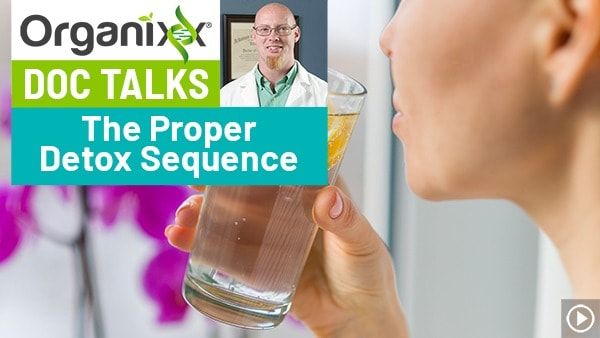 "The Proper Detox Sequence ""Doc Talks"""