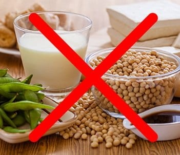 Soy phytoestrogens are damaging to testosterone levels
