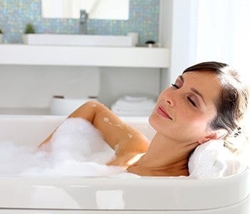 Why Taking a Hot Bath is Good for Your Health