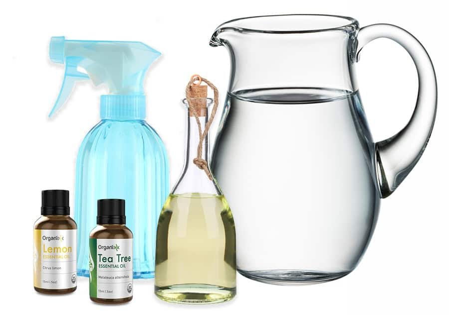 Non Toxic Cleaner with Essential Oils (Recipe)