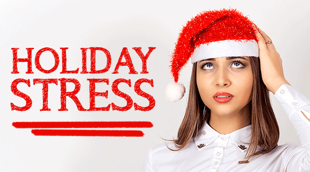Holiday Stress Feature Image